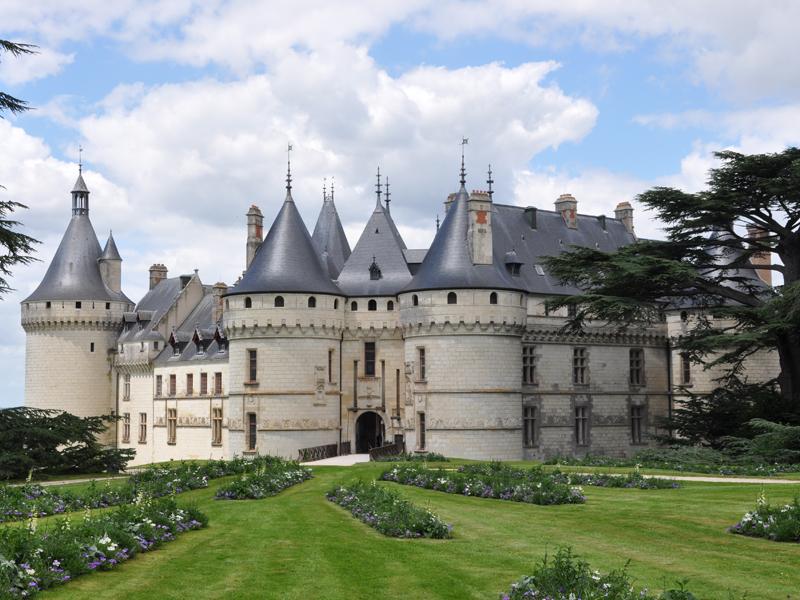 Extrêmement Château de Chaumont sur Loire - Chateau des Arpentis CG69