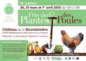 Fête des Plantes au Château de la Bourdaisière